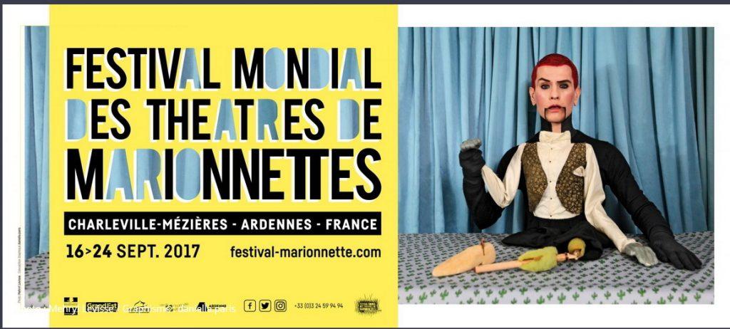 World Puppetry festival - Festival Mondial des Théâtres de Marionnettes